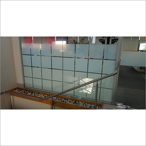 Partition Glass Film