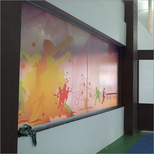 Reflective Color Glass Film