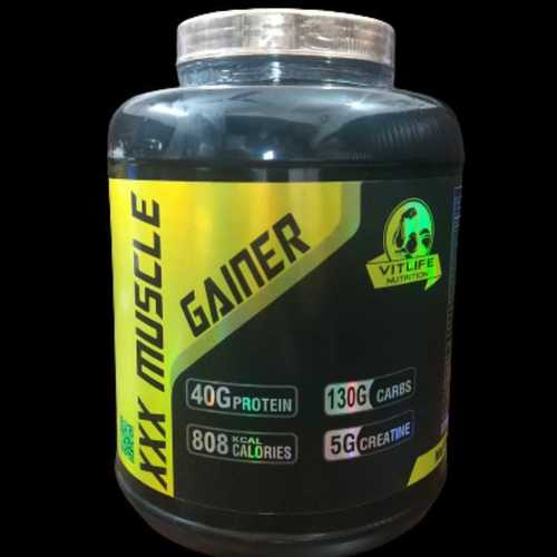6 Lbs XXX Muscle Gainer