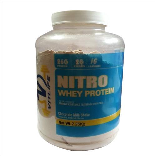 Nitro Whey Protein Powder