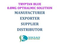 TRYPTAN BLUE 0.8MG OPTHALMIC SOLUTION