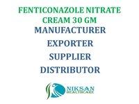 FENTICONAZOLE NITRATE CREAM 30 GM