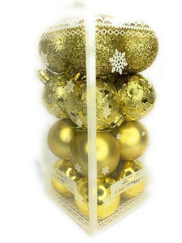 Christmas Tree Hanging Balls 12 Pcs