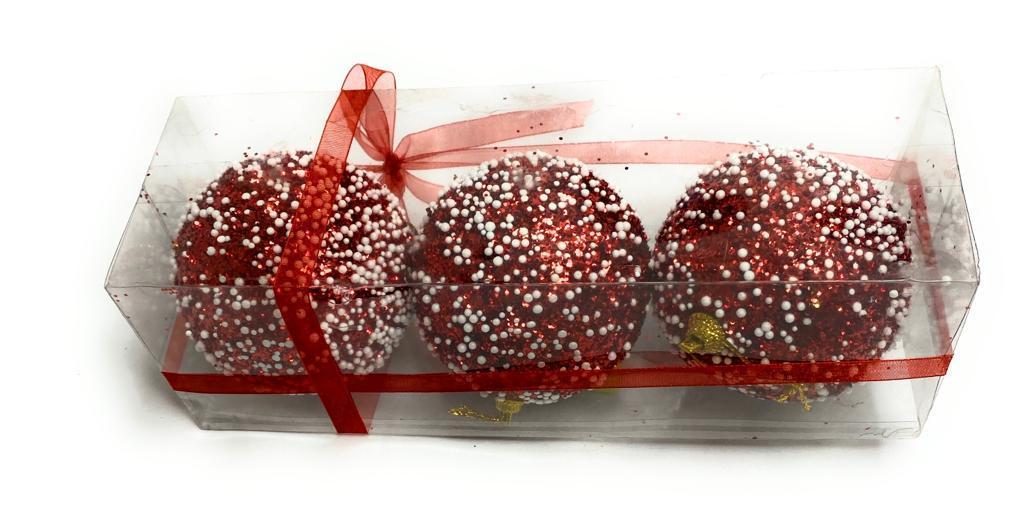Christmas Tree Fancy Decorative Balls