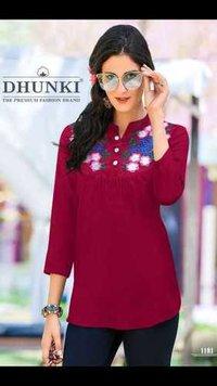 Dhunki Designer Tops