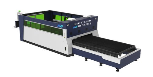 CNC Laser Cutting Machine 1KW