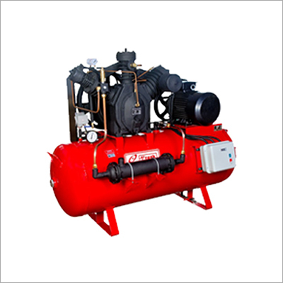 Giant Series Two Stage Piston Compressor
