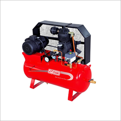 Industrial Single Stage Piston Compressor