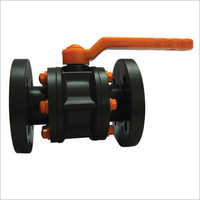 Flanged Ball Valve For Chemical Industry