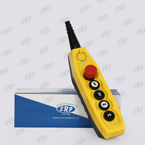 4 Push Button Pendant Station Double Speed Srp Ps-d4