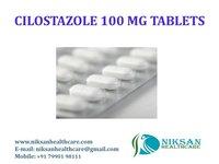 CILOSTAZOL 100 MG TABLETS