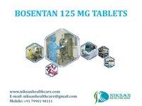 BOSENTAN 125 MG TABLETS
