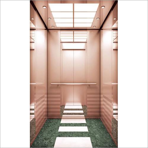 Rose Gold Lift Cabin