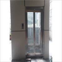 Elevator With Iron Structure