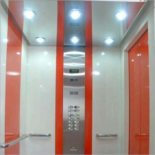 MS Powder Coated Lift Cabins
