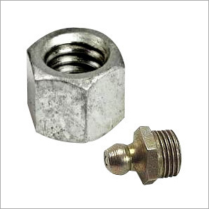 Hydraulic Hex Nuts and Nipples