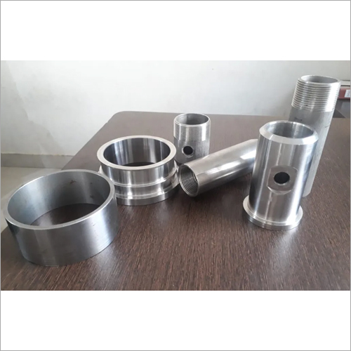 Pipe ends-Machined Component