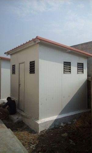Sintex Prefabricated Toilets