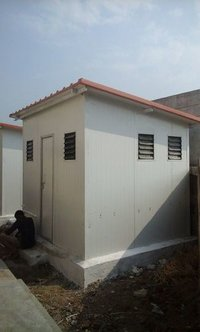 Sintex Prefabricated Toilets