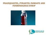 PRAZIQUANTEL, PYRANTEL PAMOATE AND FENBENDAZOLE SYRUP