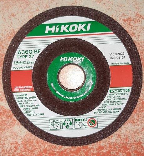 Hitachi Grinding Wheel 5 inch