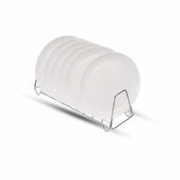 Round Acrylic 11 Inch Dinner Plates