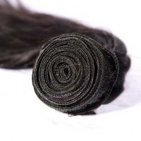 Machine Weft Human Hair Extensions