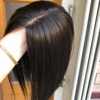 Virgin Lace  Closure Human Hair