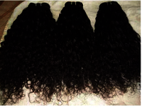 Indian Virgin Deep Wavy Human Hair