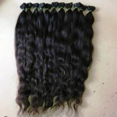 Unprocessed Temple Indian Human Hair