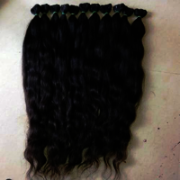 Bulk Unprocessed Temple Indian Human Hair With Pure Quality