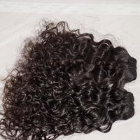 Pure Virgin Temple Human Hair