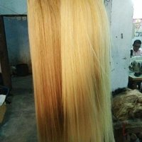 Indian Virgin Blond Human Hair