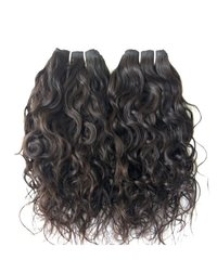 Indian Virgin Curly Human Hair