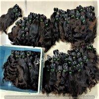 Indian Virgin Short Human Hair