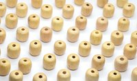 wooden car seat beads