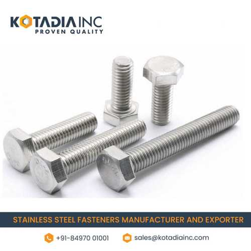 STAINLESS STEEL BOLT PRODUCTS