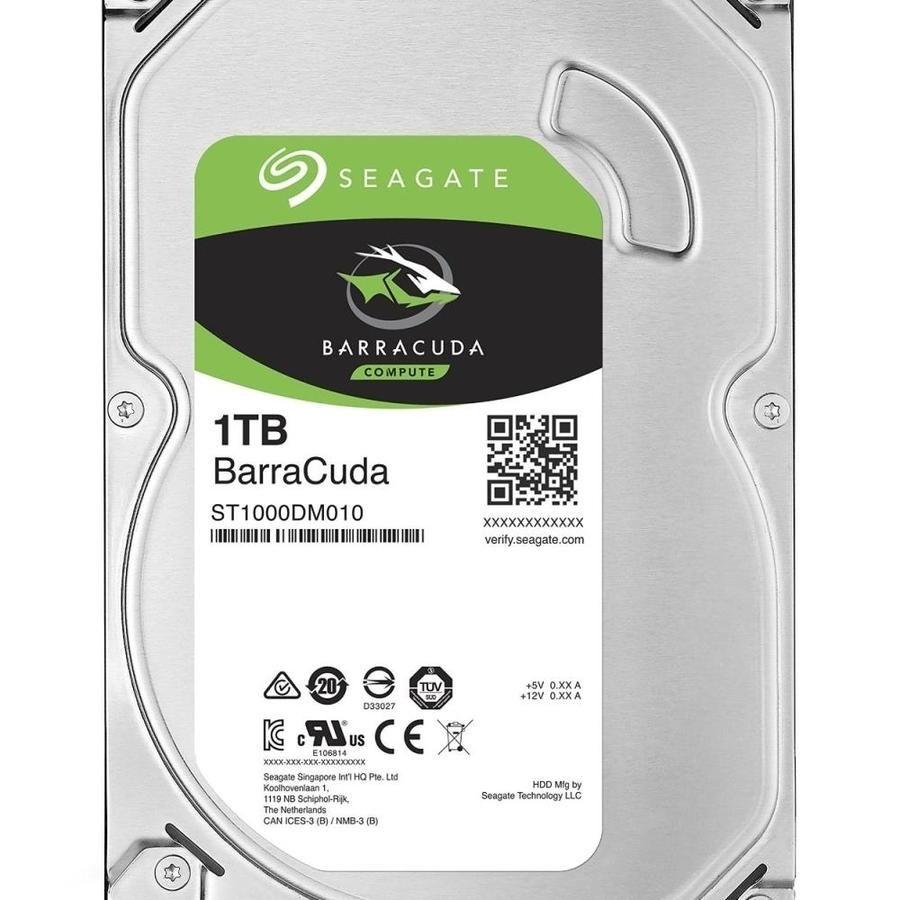 Seagate Barracuda 1TB Hard Disk Drive