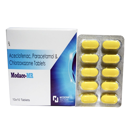 Modace-MR Tablets