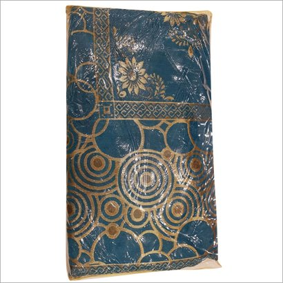 Printed Double Bedsheet Application: Household