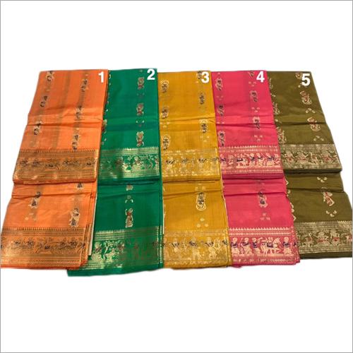 Ladies Pure Sonnochuri Saree