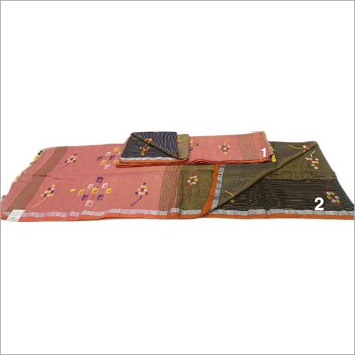 Ladies Tissue Handloom Saree
