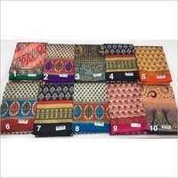 Ladies Fancy Bhagalpuri Printed Saree