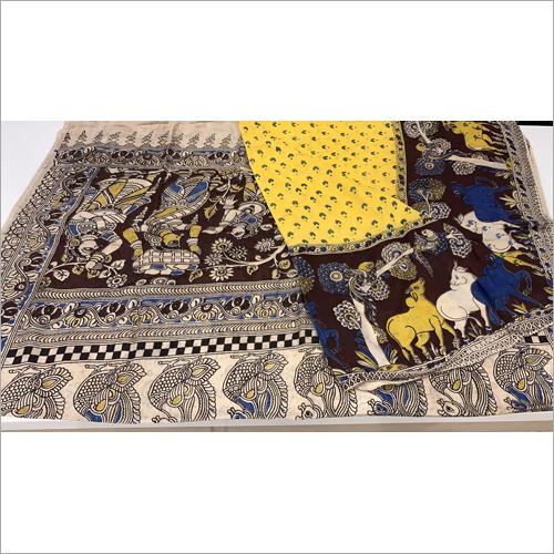 Ladies Fancy Chanderi Silk Printed Saree