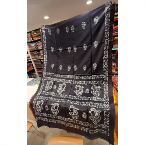 Ladies Fancy Pashmina Silk Printed Saree