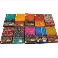 Ladies Fancy Silk Printed Saree