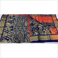 Fancy Kanjivaram Katan Work Saree