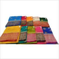 Ladies Fancy Manipuri Minakari Work Saree