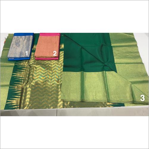 Ladies Pure Kanjivaram Katan Work Saree