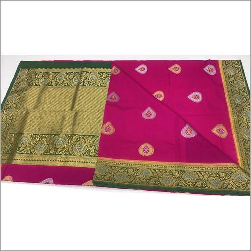 Ladies Pure Manipuri Work Saree